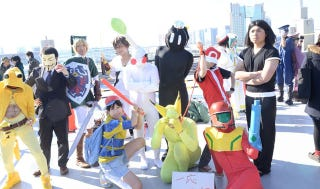 Illustration for article titled Comiket's Not Just About Comics. It's Also About Awesome Cosplay