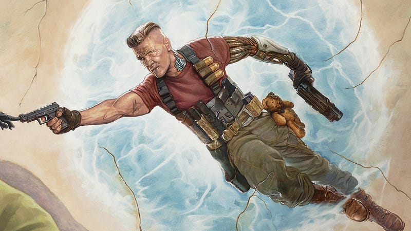 Illustration for article titled Deadpool 2 reshoots give the fans what they want, apparently: More Domino and Cable
