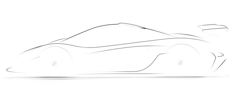 Illustration for article titled Holy Crap There's Gonna Be A 1,000 Horsepower McLaren P1 GTR