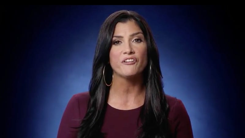 Illustration for article titled Dana Loesch's Life Used To Be A Mildly Successful 1990s Jim Carrey Movie
