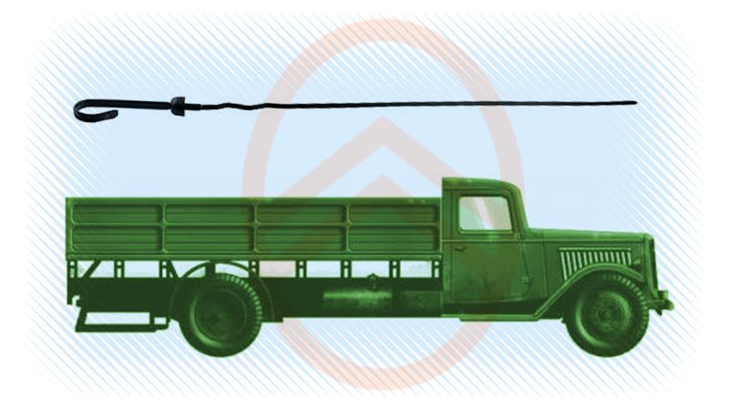 Illustration for article titled Cómo Citroën saboteó la producción de camiones nazis durante la guerra de la manera más sencilla y brillante