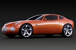 Illustration for article titled Pontiac Solstice Targa Coming To New York Auto Show