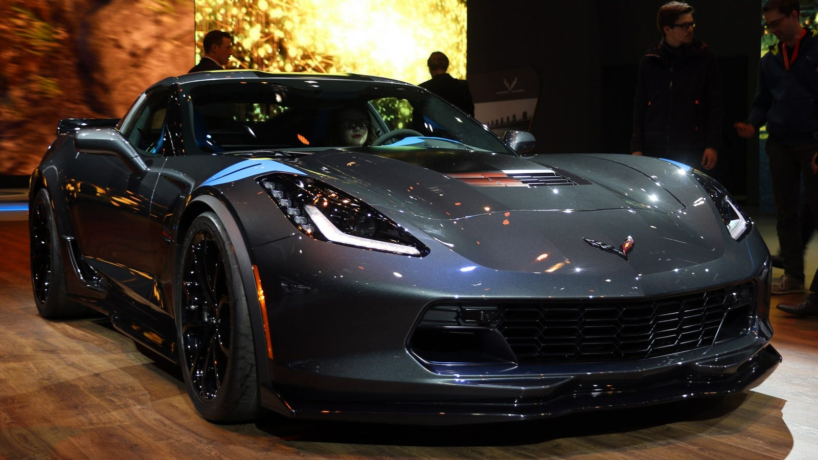 Los autos más impresionantes del Salón del Automóvil de Ginebra 2016