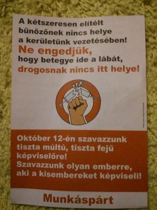 Illustration for article titled Mintha direkt a Fidesznek kampányolna 3 balos párt a Belvárosban