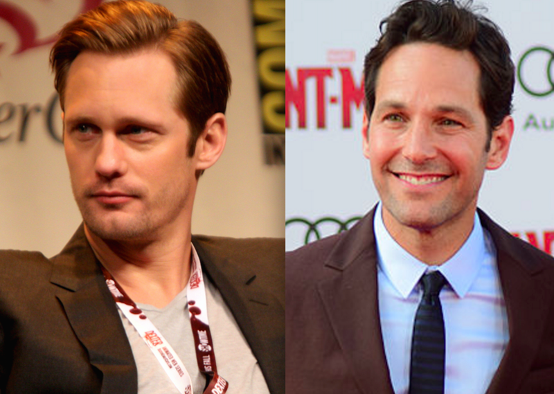 Illustration for article titled Alexander Skarsgard and Paul Rudd Have Been Cast In Duncan Jones' Mute