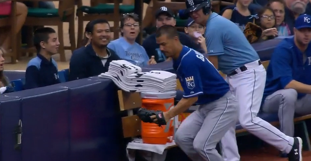 Jeremy Guthrie Is Trying To Put Ballboys Out Of Work