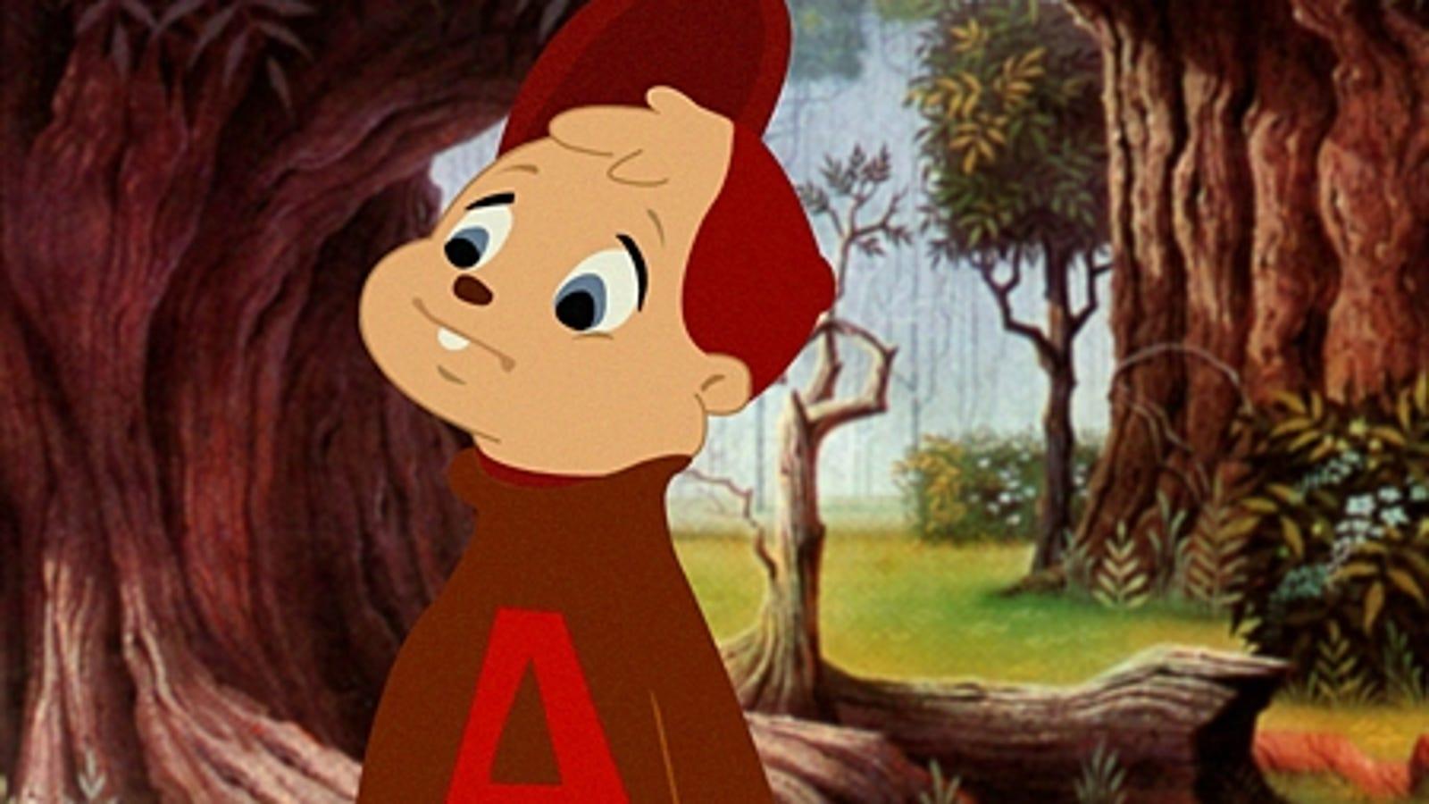 alvinnn and the chipmunks he said she said
