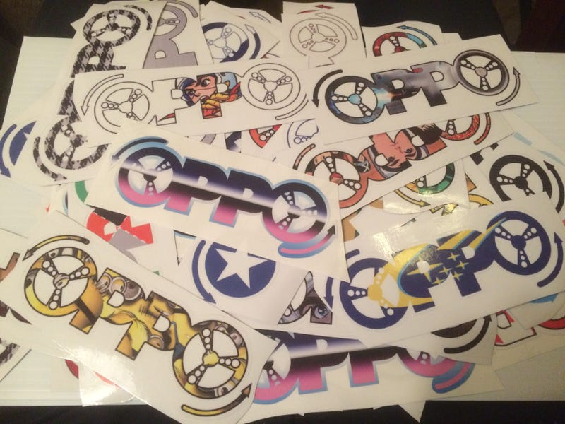 Illustration for article titled Oppo Stickers are back!