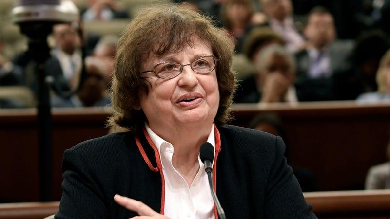 New York Attorney General Barbara Underwood.