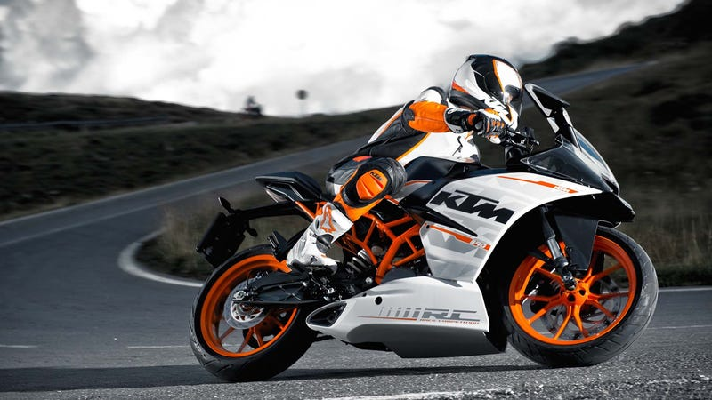 ktm is finally bringing these awesome singles to the states