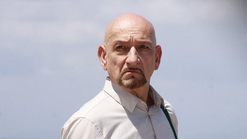 Illustration for article titled Sir Ben Kingsley goes to a Sri Lankan B-movie, accidental hilarity ensues