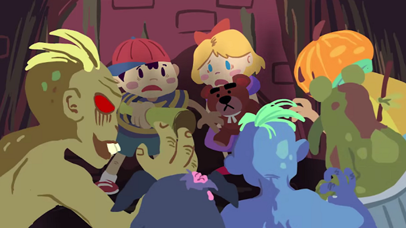 This Animated Earthbound Tribute Is Just Incredible