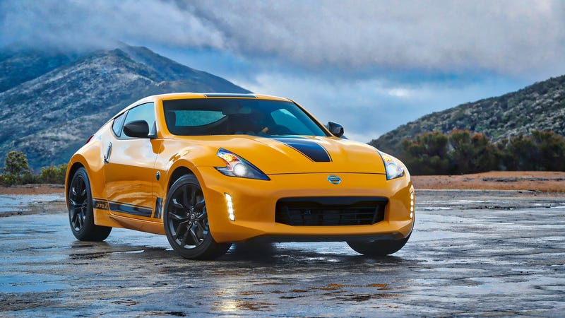 new nissan z 2018. exellent 2018 the 2018 nissan 370z heritage edition is a reminder that still  doesnu0027t give shit about affordable sports cars in new nissan z