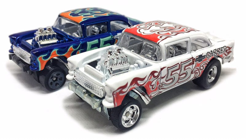 Illustration for article titled New 55 Gassers