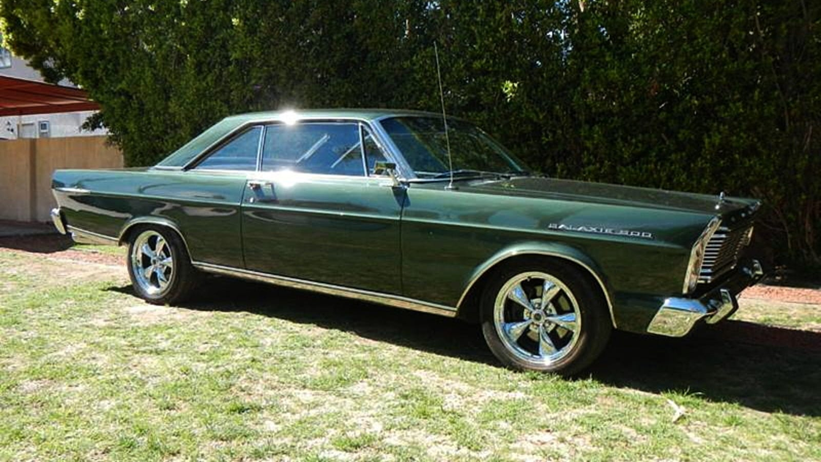 For 27 900 This 1965 Ford Galaxie 500 Might Be The