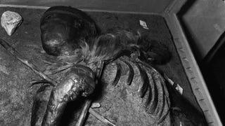 Illustration for article titled Marihuánával csillapíthatta a fájdalmait a 2500 éve élt nő