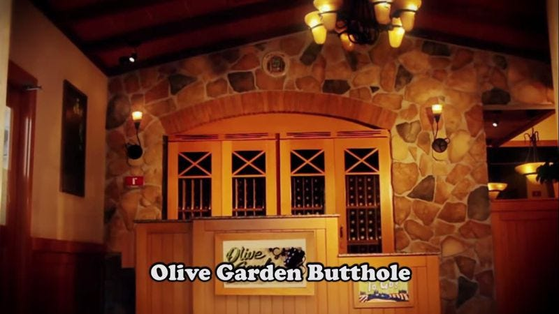 Illustration for article titled Prepare to have this ode to Olive Garden stuck in your head for a while