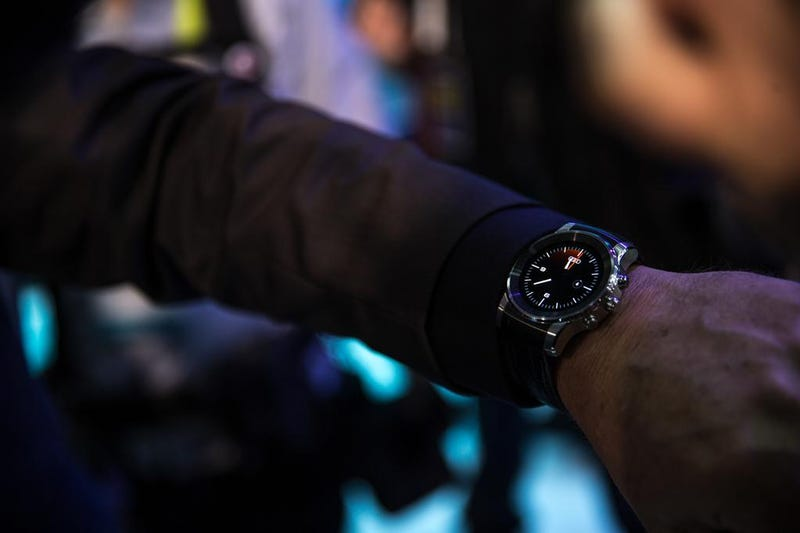 Illustration for article titled Audi Now Has Its Own Branded Smartwatch And Tablet