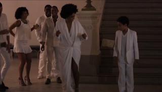 Solange Knowles and son JulezVimeo screenshot