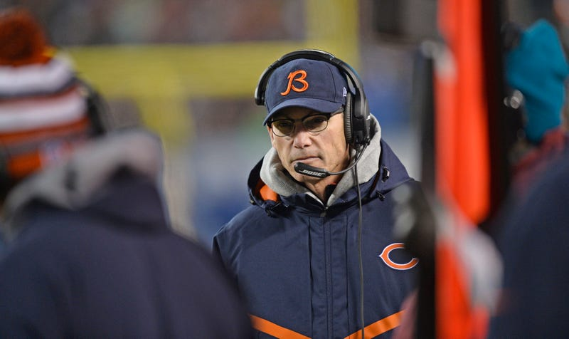 Report: Marc Trestman Lost The Bears When He Rewarded A ...