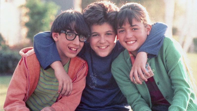 Illustration for article titled Wonder Years reunion to take place in New York and online