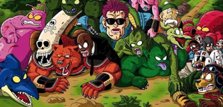 Illustration for article titled Las muertes de cada personaje de la serie Dragon Ball, visualizadas