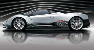 Illustration for article titled Pagani Zonda: Say Goodbye to an Instant Classic