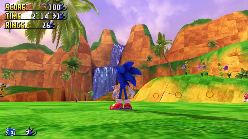 Illustration for article titled Fans Make The 3D Sonic Game We Deserve