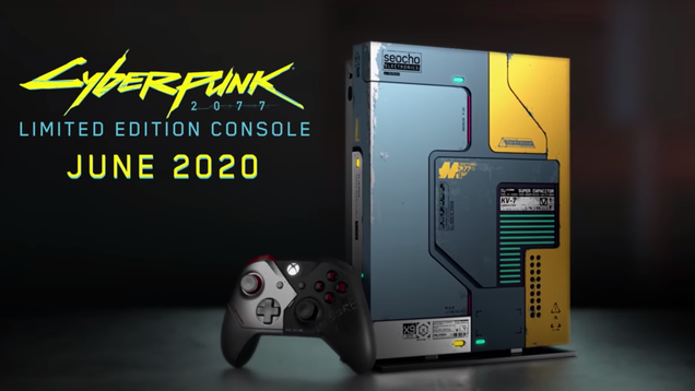 The Cyberpunk 2077 Xbox Looks Rad but Could Use More Keanu