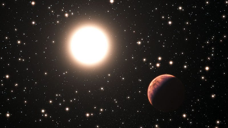 Illustration for article titled Astronomers Find a Planet Orbiting a Star Nearly Identical to Our Sun