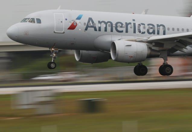 American Airlines Is Giving Passengers Free In-Flight TikTok
