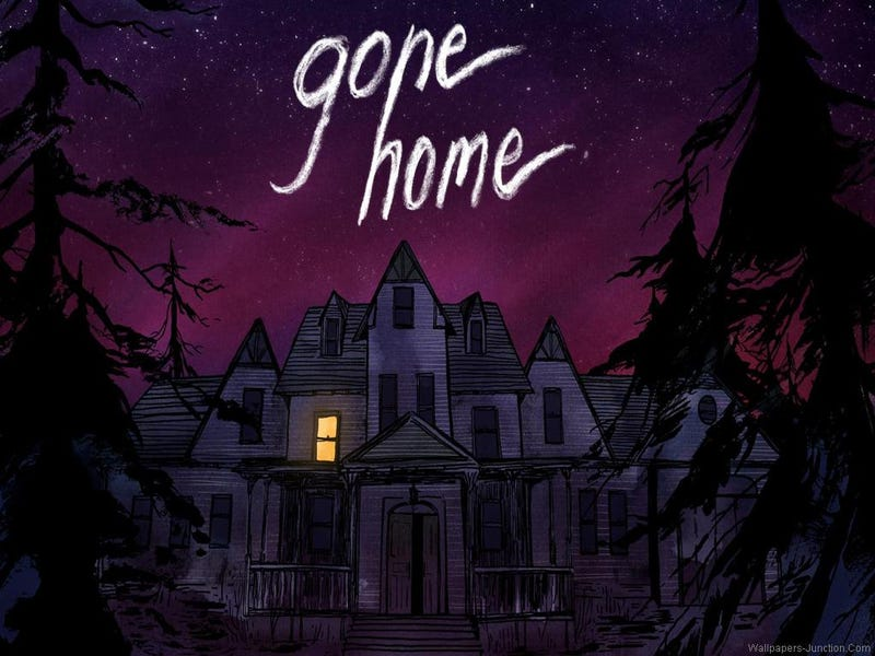 Illustration for article titled Clearing the Backlog: Gone Home: Console Edition