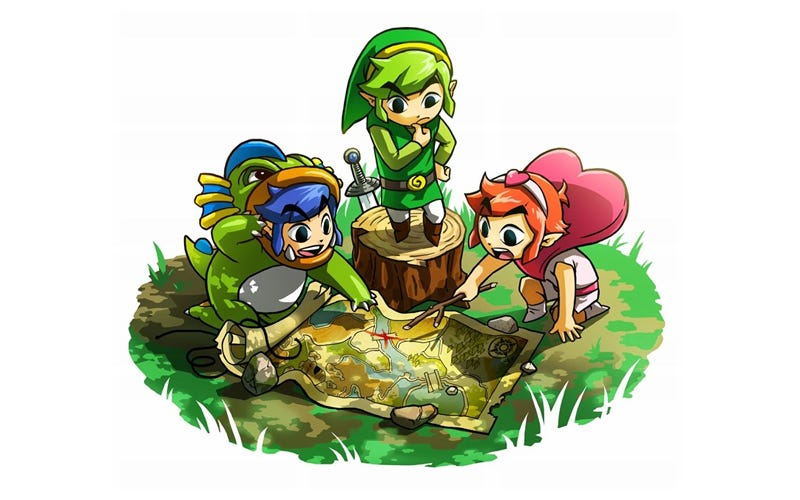 Illustration for article titled How to Fix Tri Force Heroes