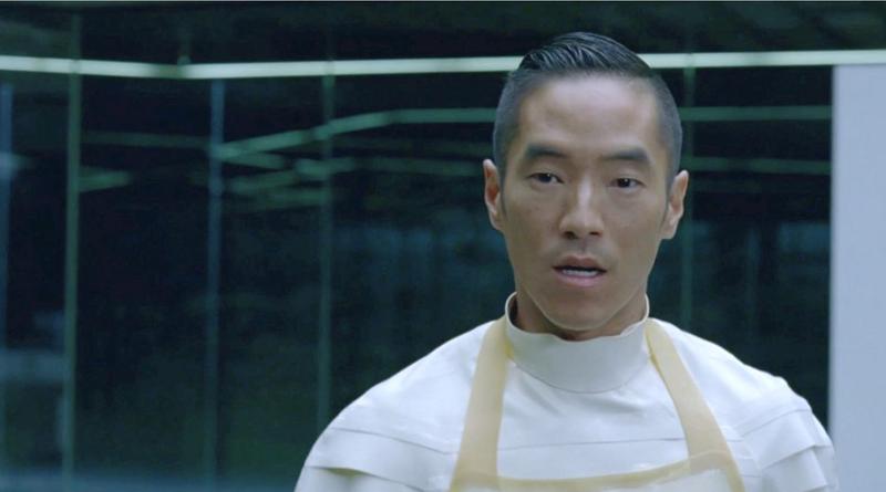 Leonardo Nam in his Westworld role.