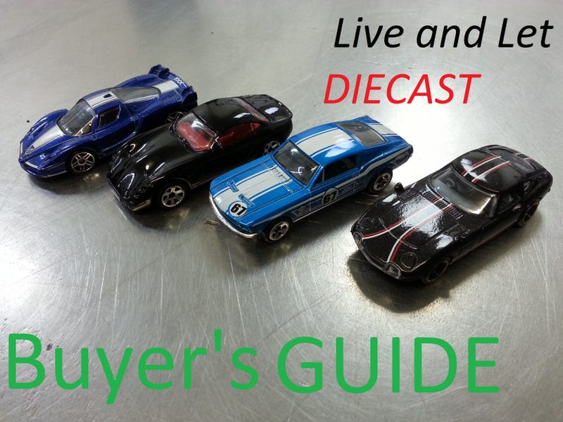 Illustration for article titled Your LaLD Holiday Diecast Buyer's Guide