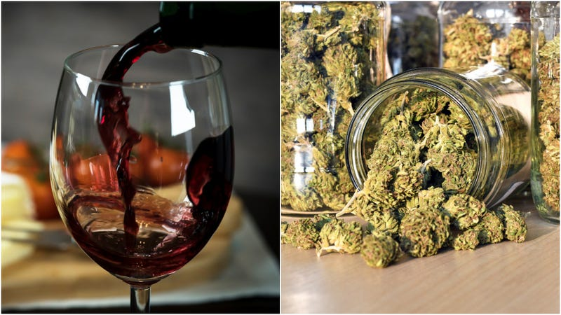 Illustration for article titled Wine Spectatortotally narcs onWeed Spectatorwith trademark lawsuit