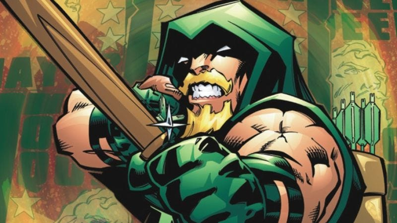 Illustration for article titled The CW developing Green Arrow series