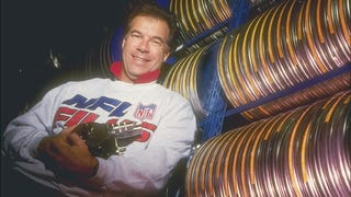 Idol Makers: How Steve And Ed Sabol Turned NFL Films Into An Empire