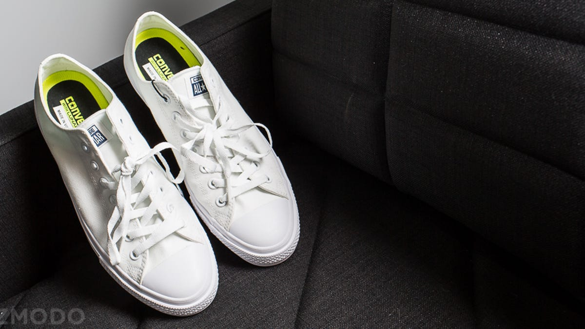 c98b63f5b665 What It s Like to Wear the New Converse Chuck II