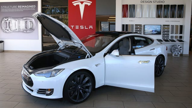 Tesla s Terrible JD Power Results Are Off The Chart