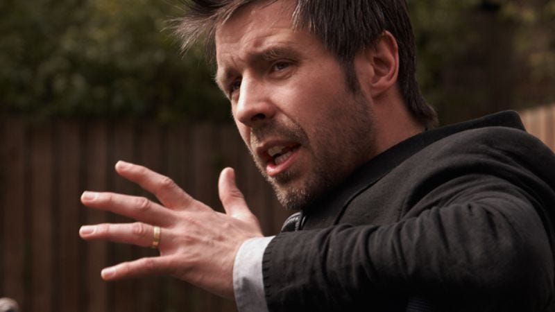 Illustration for article titled Paddy Considine