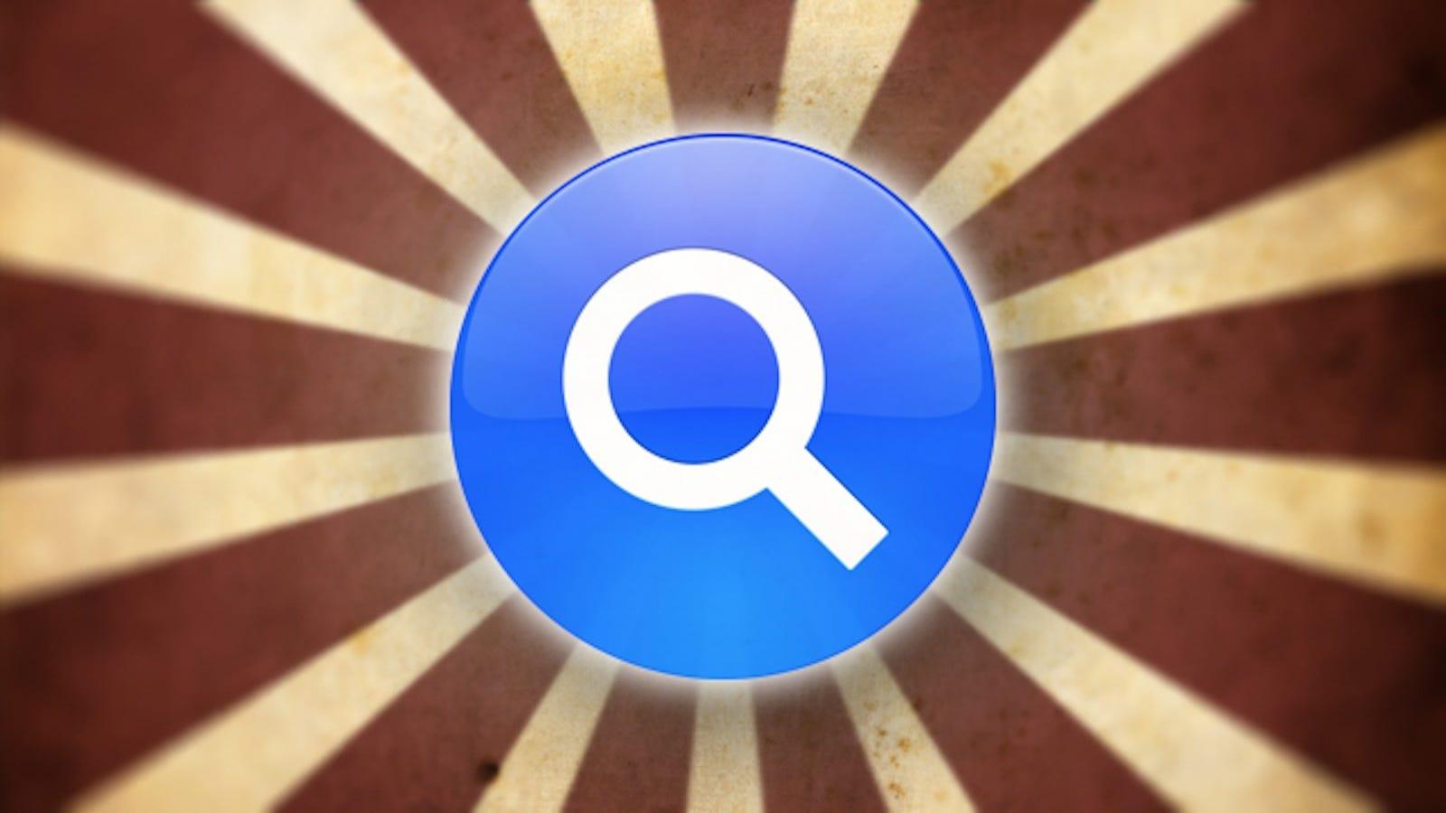 Five Best Desktop Search Applications