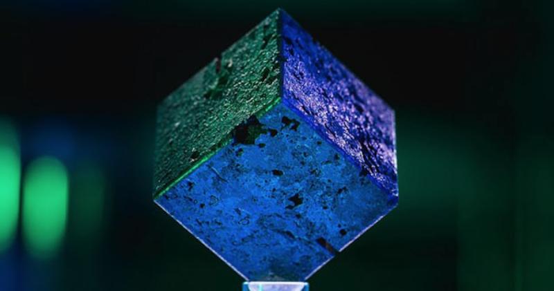 Illustration for article titled Recibe un misterioso cubo de uranio que revela lo cerca que estuvieron los nazis de construir su propio reactor nuclear