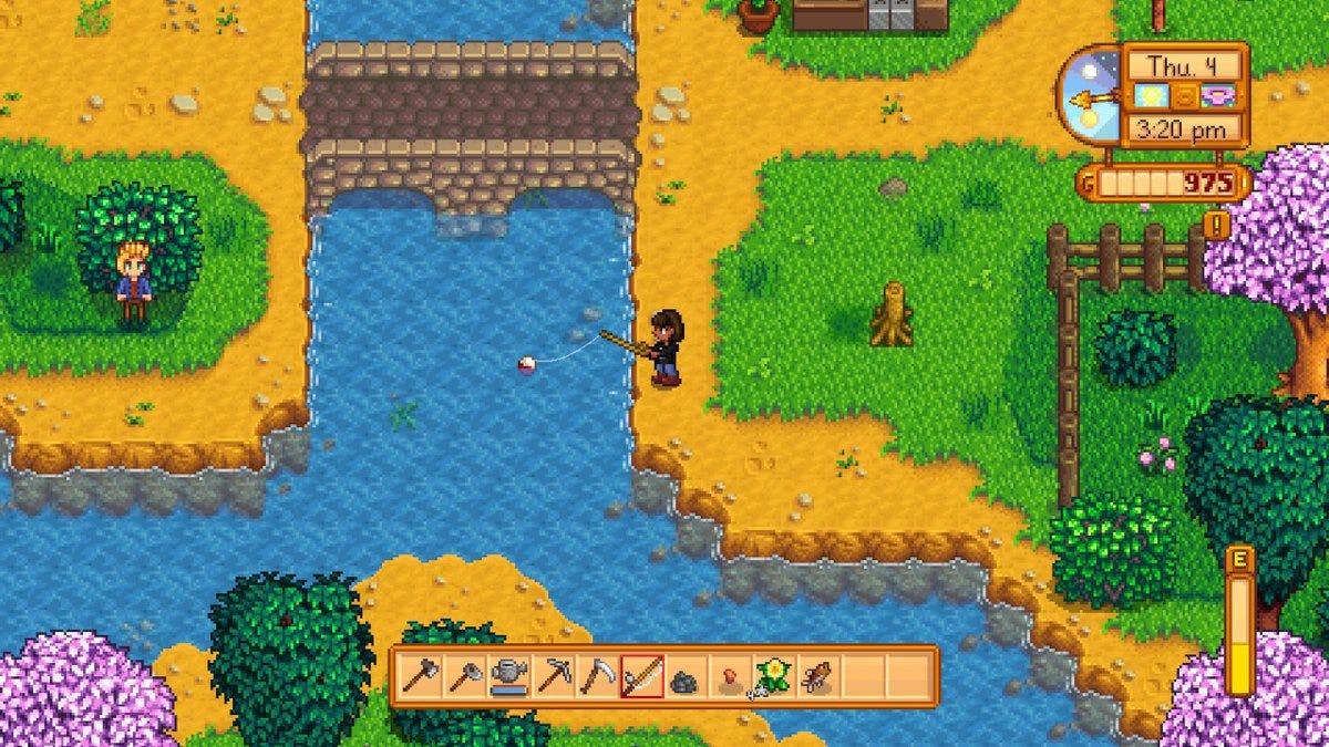 Stardew Valley Fishing Switch Impossible - The Best Fish Of 2018
