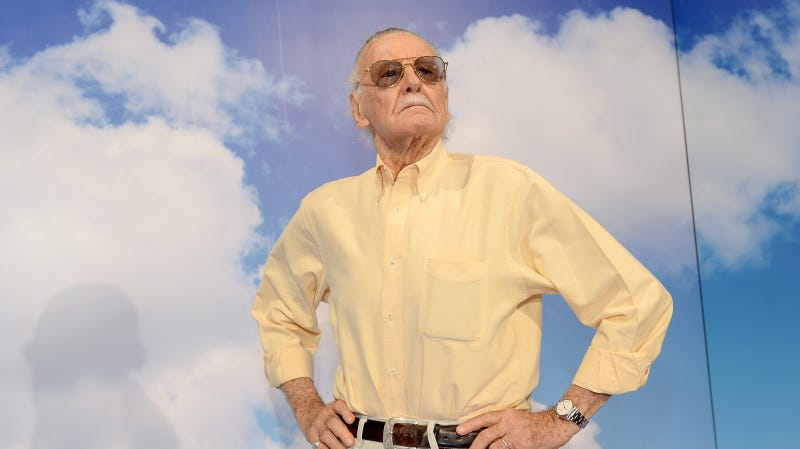 Illustration for article titled Netflix honors the breadth of Stan Lee's influence with new Easter egg