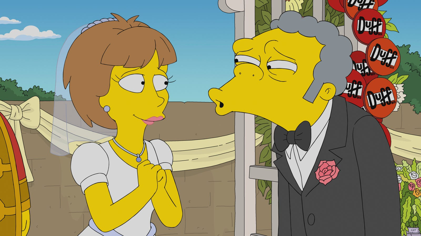 Moe gets his heart broken again, but The Simpsons can't make us care this time