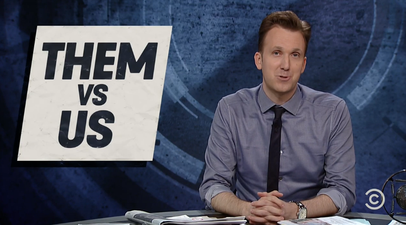 The Opposition With Jordan Klepper (Screenshot: Comedy Central)