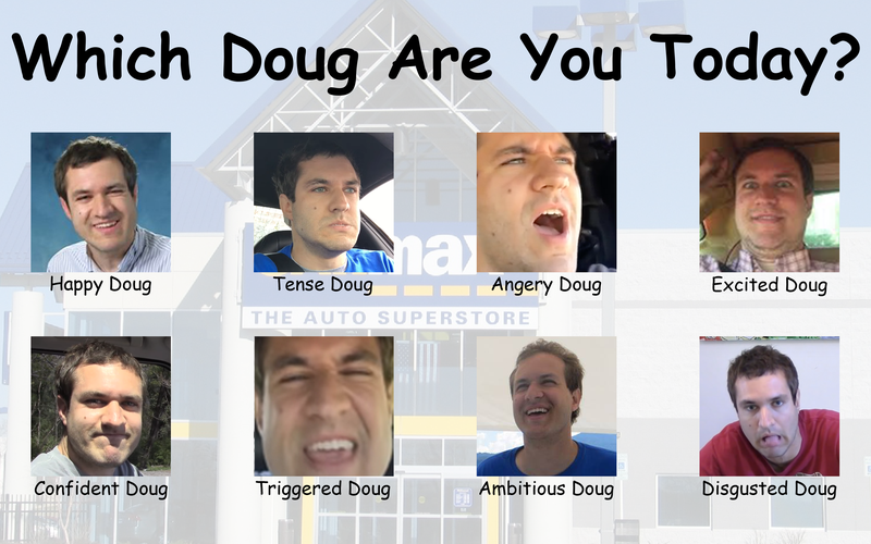 Illustration for article titled Which Doug Are You?