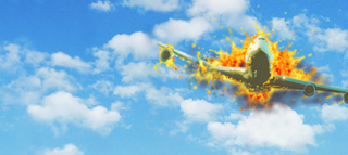 Illustration for article titled FAA Assures Public: Air Travel 'Pretty Safe'