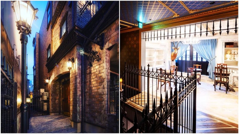 Illustration for article titled Former Square Enix Employee Opens Victorian Cafe In Tokyo